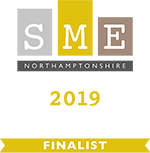 SME Northamptonshire Business Awards 2019 in association with Business Times Finalist